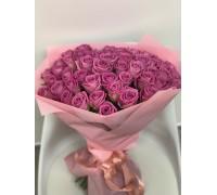 Букет Роза Аква 51 роза