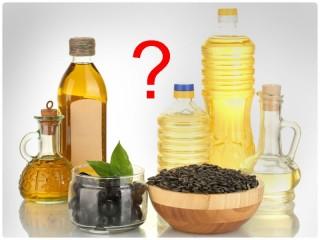 Отличие подсолнечного масла от оливкового