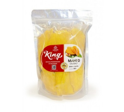 Манго сушеный без сахара